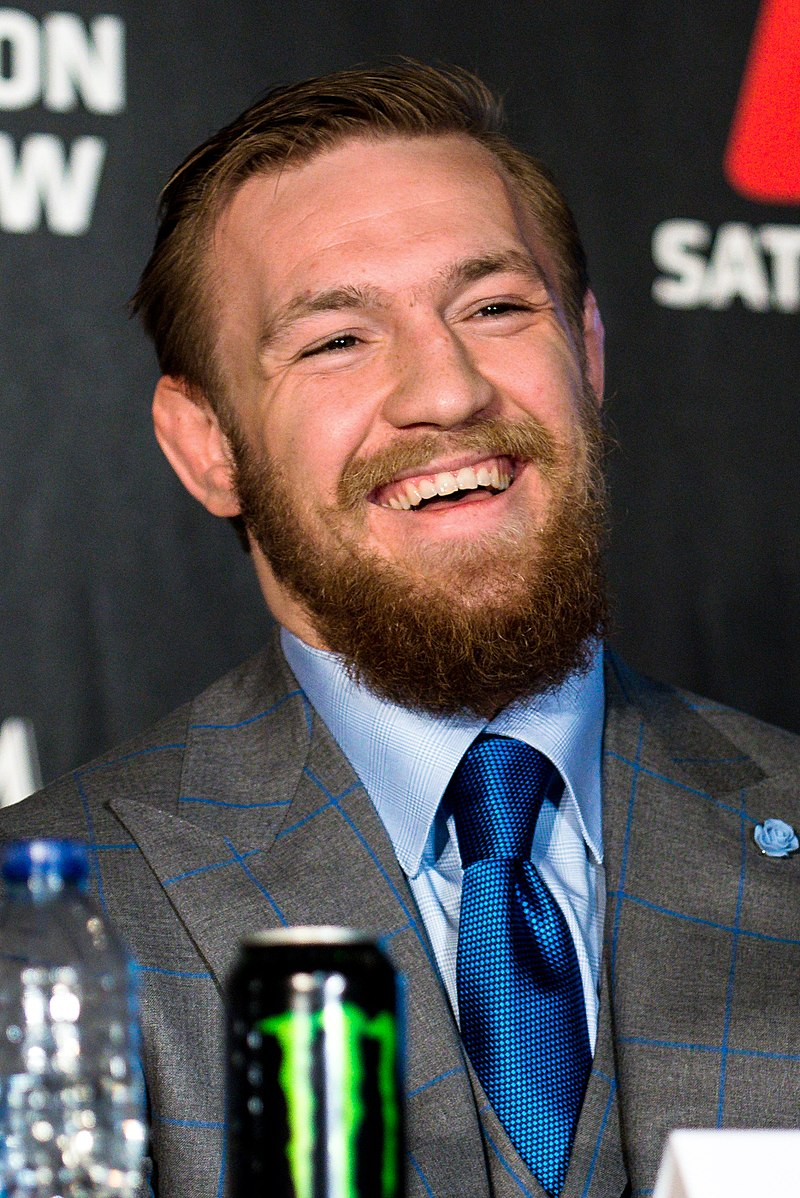 Conor McGregor, UFC 189 World Tour London (2).jpg