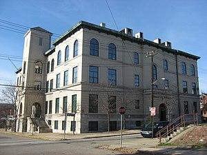 Conroy Education Center - Image: Conroy Junior High School