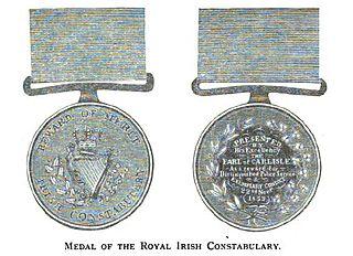 Constabulary Medal (Ireland)
