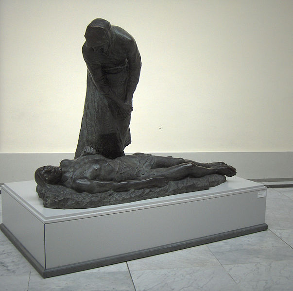 Constantin Meunier, Het grauwvuur