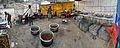 Cooking in Pandal - Kolkata 2014-01-27 7547-7552.JPG