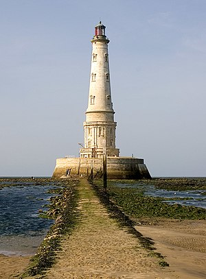 Cordouan Lighthouse - Cordouan Lighthouse, November 2006