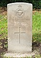 Corkhill (Clyde) CWGC gravestone, Flaybrick Memorial Gardens.jpg