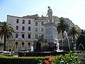 Corsica - Ajaccio - Place Foch - Napoleon - panoramio.jpg