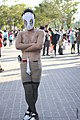 Cosplayer of Kyosuke Shikijo, Hentai Kamen at CWT42 20160213d.jpg