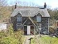 Cottages at Bridge End, Caergwrle.JPG