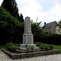 Couesmes-Vaucé (53) Monument aux morts de Couesmes-en-Froulay.JPG