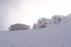 Craigieburn Valley Ski Area - The Whakamaru Day Lodge