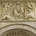 Cristo en Majestad y Tetramorfo. Carrión de los Condes.jpg