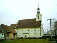 Cristuru Secuiesc Catholic Church