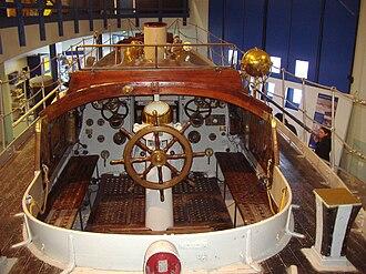 RNLB H F Bailey (ON 777) - Image: Cromer Lifeboat H F Bailey 1 Feb 2008 (2)