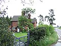 Crowgreaves Cottages and B4176, Shropshire - geograph.org.uk - 436295.jpg
