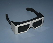 Gafas 3D para TV