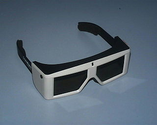 Active shutter 3D system technique of displaying stereoscopic 3D images
