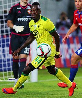 Yannick Boli Ivorian footballer
