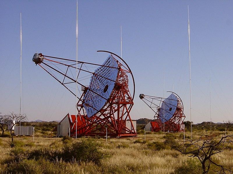 teleskop HESS