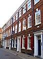 Cumberland Row, New Street - geograph.org.uk - 1590721.jpg