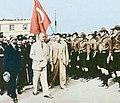 Cumhur Reisi Kamâl Atatürk Malatya'da (1937).jpg
