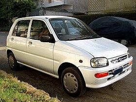 Daihatsu Badge >> Daihatsu Mira - Wikipedia