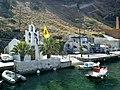 Cyclades Santorin Vieux Port Eglise - panoramio.jpg