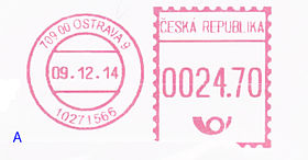 Czech Republic stamp type AB4A.jpg
