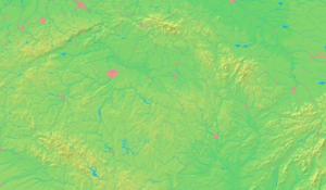 Vodňany - Image: Czechia demis