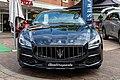 Dülmen, Automeile auf dem Kartoffelmarkt, Maserati Quattroporte -- 2019 -- 9882.jpg