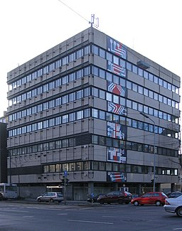 Herzogstraße in Düsseldorf