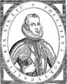 D. Filipe II - Pedro Perret 1603.png