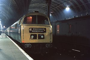 D1023 Western Fusilier at Paddington station.jpg