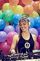 DJ with rainbow color balloons.jpg