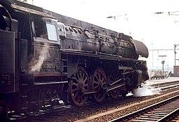 DR 01.5 Bebra 1972