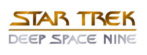 Logo della serie Star Trek - Deep Space Nine