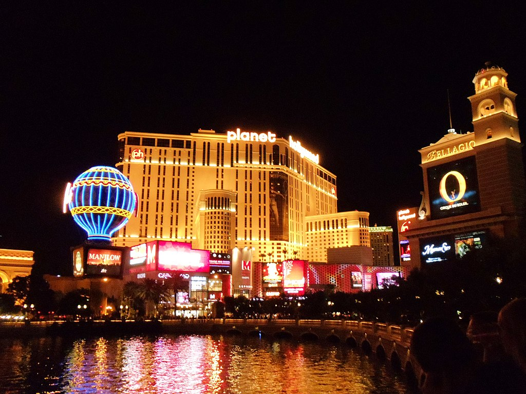 Bachelor Party Hotels Las Vegas