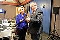DSD met with Albanian MoD Mimi Kodheli at the Halifax International Security Forum 151120-D-LN567-025.jpg