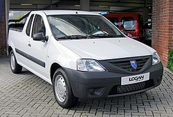 Dacia Logan Pick-Up 20090712 front.JPG