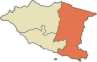 Jasin District District of Malaysia in Malacca