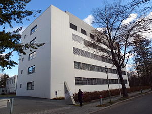 Fritz Haber Institute of the Max Planck Society - Berlin-Dahlem, Van't-Hoff-Straße, Fritz-Haber-Institut