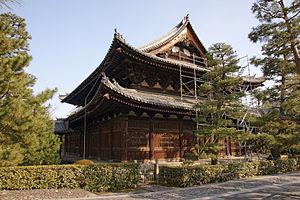 Daitoku-ji - Image: Daitokuji Kyoto 07n 4272