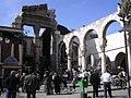 Damascus roman archs.JPG