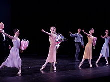 f3d224230bcc Dances at a Gathering, Royal Ballet. Raine is on the right