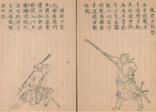 Swordsmanship Skills of a person versed in the art of the sword