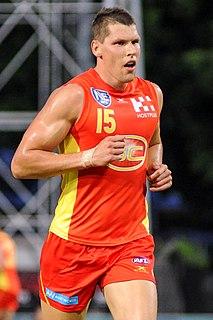 Daniel Currie Australian rules footballer