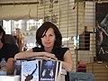 Danielle Trussoni - Comédie du Livre 2011 - Montpellier - P1160143.jpg