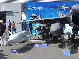 Economy of France - The Dassault Rafale.