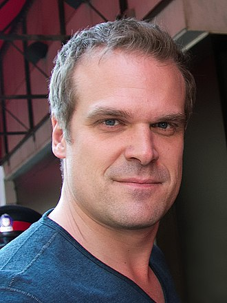 David Harbour - Harbour at the 2014 Toronto International Film Festival