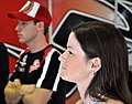 David Reynolds and Leanne Tander 01.jpg