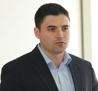 Davor Bernardić Croatian politician