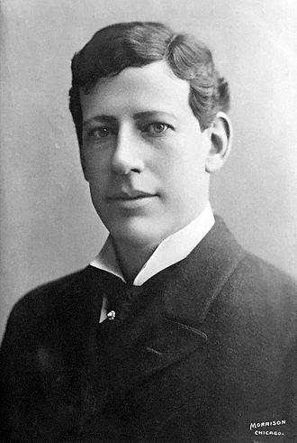 DeWolf Hopper - DeWolf Hopper in 1901