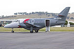 De Bruin Air (VH-OAM) BAe Jetstream 32E at Wagga Wagga Airport.jpg